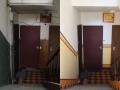 Trepikoja remont Villardi tn-l (enne ja nüüd)